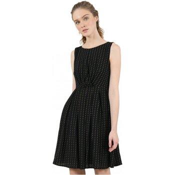 Textiel Dames Korte jurken Molly Bracken R1532H20 Zwart