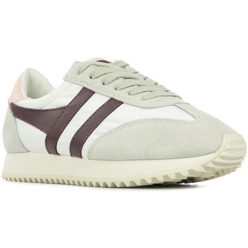 Schoenen Dames Sneakers Gola Boston 78 Wit