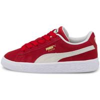 Schoenen Kinderen Lage sneakers Puma Suede classic xxi ps Rood