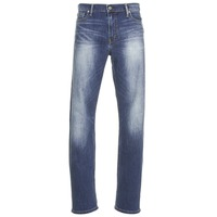 Textiel Heren Straight jeans Levi's 504 REGULAR STRAIGHT FIT Grijs-blauw