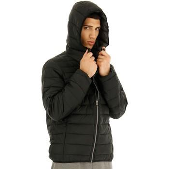 Textiel Heren Dons gevoerde jassen Lotto L58640 Black