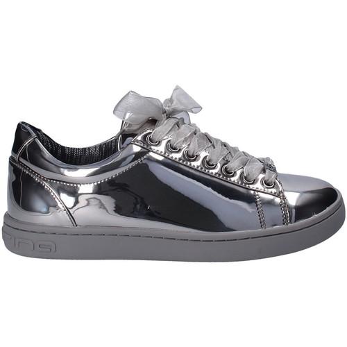 Schoenen Dames Sneakers Fornarina PIFAN9607WPA9000 Grijs