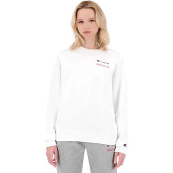 Textiel Dames Sweaters / Sweatshirts Champion 114712 Wit