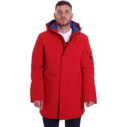 Textiel Heren Parka jassen Refrigiwear RM8G09900XT2429 Rood