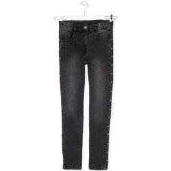 Textiel Kinderen Jeans Losan 024-9000AL Zwart