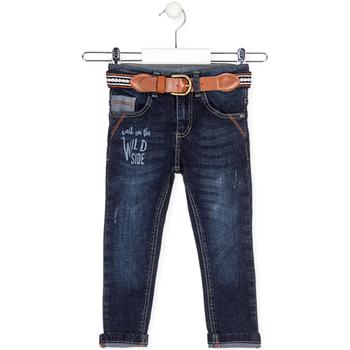 Textiel Kinderen Jeans Losan 025-9004AL Blauw