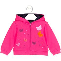 Textiel Meisjes Sweaters / Sweatshirts Losan 028-6017AL Roze