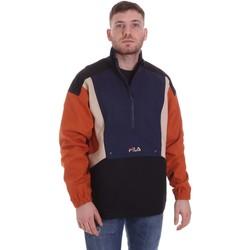 Textiel Heren Jacks / Blazers Fila 687928 Blauw
