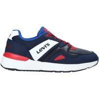 Schoenen Kinderen Lage sneakers Levi's VBOS0021S Blauw