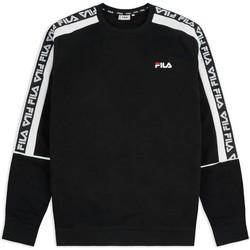 Textiel Heren Sweaters / Sweatshirts Fila 688812 Zwart