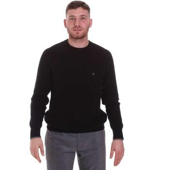 Textiel Heren Truien Calvin Klein Jeans K10K105733 Zwart