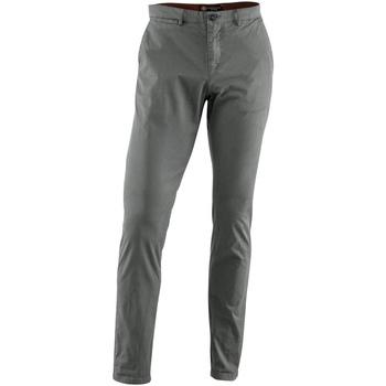 Textiel Heren Broeken / Pantalons Lumberjack CM80647 003 602 Grijs