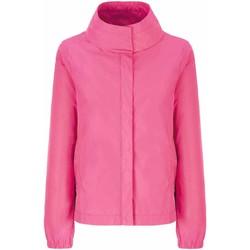 Textiel Dames Jacks / Blazers Geox W8220N T2415 Roze