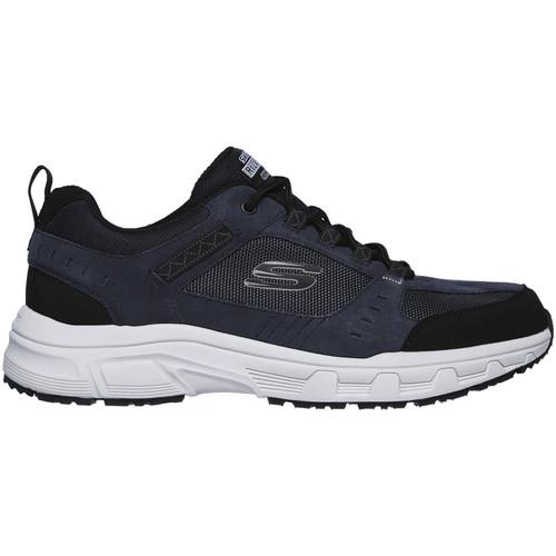 Schoenen Heren Lage sneakers Skechers 51893 Blauw