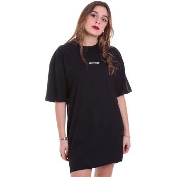 Textiel Dames T-shirts korte mouwen Dickies DK0A4XCVBLK1 Zwart