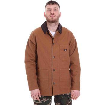 Textiel Heren Parka jassen Dickies DK720346BD01 Bruin