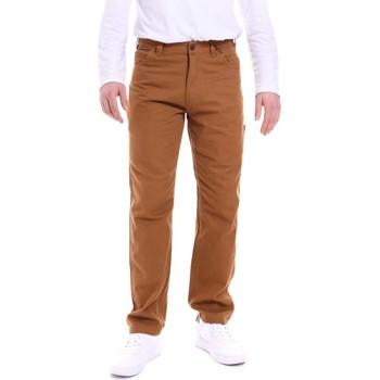 Textiel Heren Broeken / Pantalons Dickies DK121172BD01 Bruin