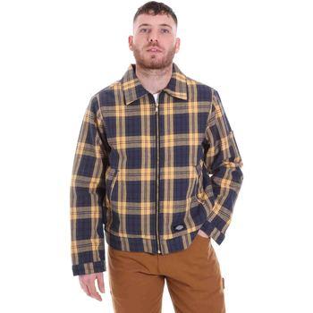 Textiel Heren Wind jackets Dickies DK0A4X6QAF01 Blauw