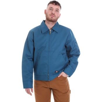 Textiel Heren Wind jackets Dickies DK00TJ15CBL1 Blauw