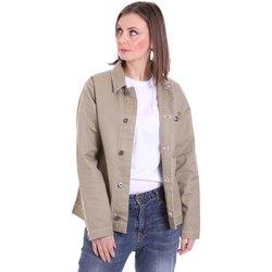 Textiel Dames Overhemden Dickies DK0A4TMXGYM1 Grijs