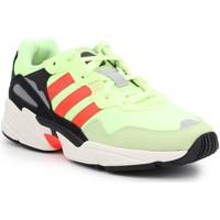 Schoenen Heren Lage sneakers adidas Originals Adidas Young-96 EE7246 black, red, green