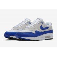 Schoenen Lage sneakers Nike Air Max 1 Og Anniversary Royal Blue White/Game Royal-Neutral Grey-Black