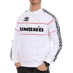 Textiel Heren Sweaters / Sweatshirts Umbro  Wit