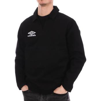 Textiel Heren Trainings jassen Umbro  Zwart