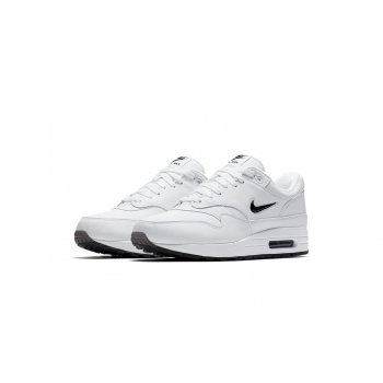 Schoenen Lage sneakers Nike Air Max 1 Jewel Black White/Black