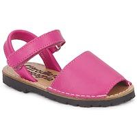 Schoenen Meisjes Sandalen / Open schoenen Citrouille et Compagnie BERLA Fushia