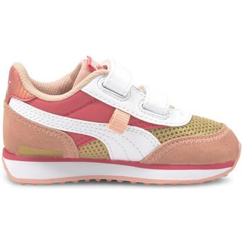 Schoenen Kinderen Lage sneakers Puma Future rider fw Oranje