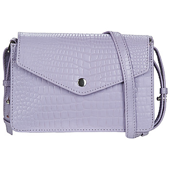 Tassen Dames Schoudertassen met riem Betty London ONNA Violet