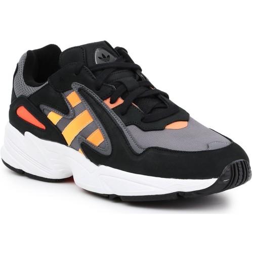 Schoenen Heren Lage sneakers adidas Originals Buty lifestylowe Adidas Yung-96 Chasm EE7227 black, grey, orange