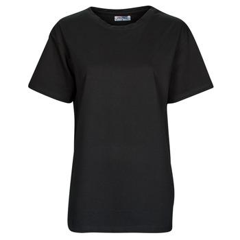 Textiel Dames T-shirts korte mouwen Yurban OKIME Zwart