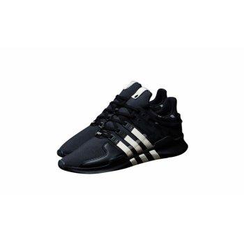 Schoenen Lage sneakers adidas Originals EQT Support ADV Undftd Core Black/Cream White/Dark Grey