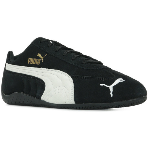Schoenen Heren Lage sneakers Puma SpeedCat LS Zwart