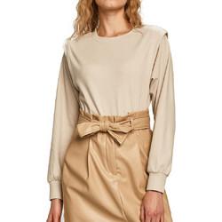 Textiel Dames Sweaters / Sweatshirts Jacqueline De Yong  Beige