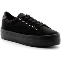 Schoenen Dames Lage sneakers No Name Platform Sneakers Noir