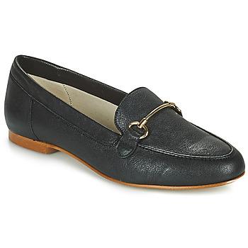Schoenen Dames Mocassins San Marina DAGAR Zwart