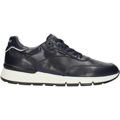 Schoenen Heren Lage sneakers NeroGiardini E101992U Blue