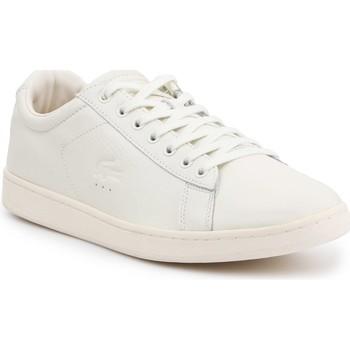 Schoenen Heren Lage sneakers Lacoste 7-29SRM2136098 miętowy