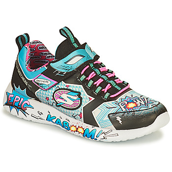 Schoenen Dames Lage sneakers Skechers DYNAMIGHT/HERO STATUS Multicolour