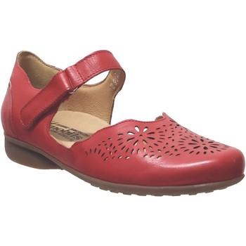 Schoenen Dames Sandalen / Open schoenen Mobils By Mephisto Florina perf Rood