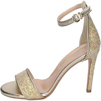 Schoenen Dames Sandalen / Open schoenen Olga Rubini Sandali Glitter Pelle sintetica Altri