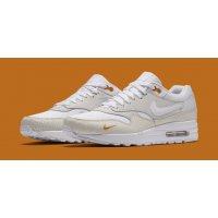 Schoenen Lage sneakers Nike Air Max 1 Kumquat White/White-Kumquat