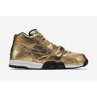 Schoenen Lage sneakers Nike Air Trainer 1 Super Bowl Metallic Gold/Metallic Gold-Black