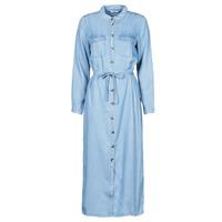 Textiel Dames Lange jurken Only ONLCASI Blauw / Medium