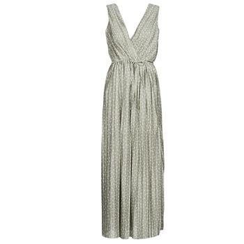 Textiel Dames Lange jurken Only ONLELEMA Beige