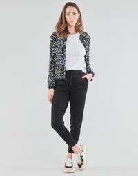 Textiel Dames Chino's Only ONLPOPTRASH Zwart
