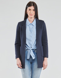 Textiel Dames Jasjes / Blazers Only ONLBAKER-LINEA Marine